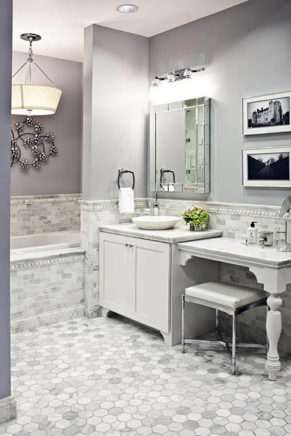 petite console salle de bain