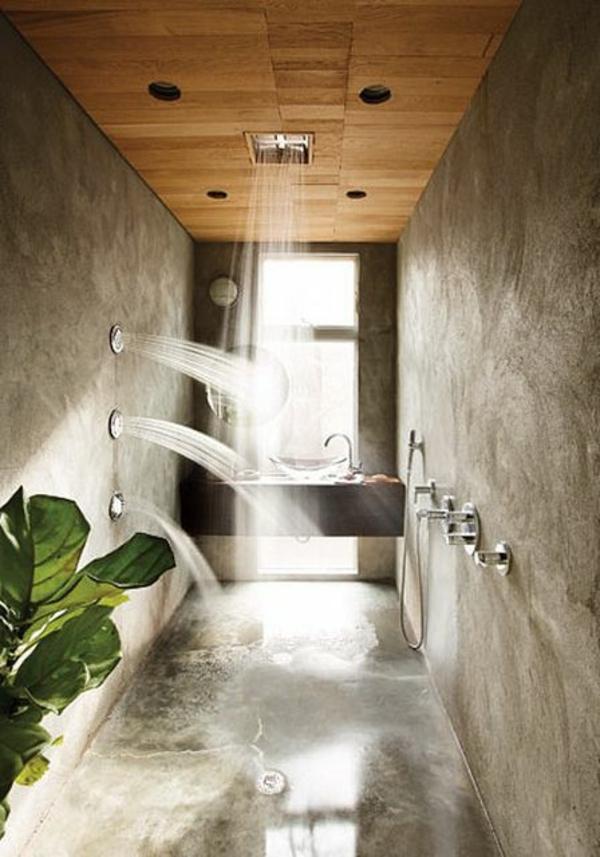 salle-de-bains-grise-une-salle-de-bains-avec-des-douches-uniques
