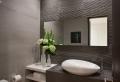 Une salle de bains grise – élégance et chic contemporain