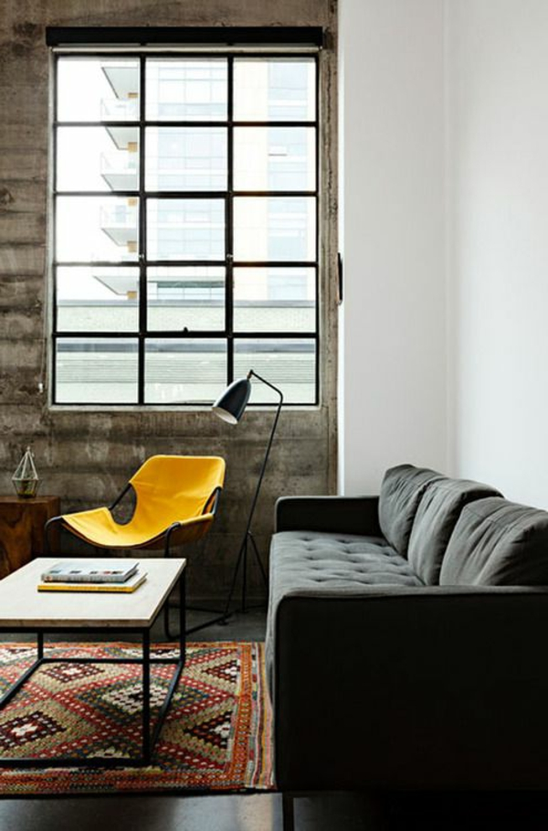Le fauteuil papillon en 62 photos magnifiques for Salon avec fauteuil