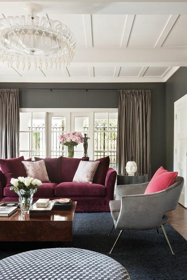 salon-classique-violet-gris