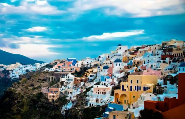 santorini-greece-photo-Vacances-à-Santorin-Grèce-mer