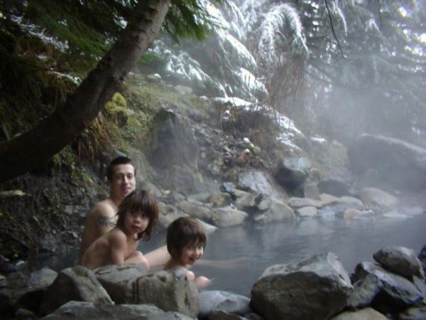 source-de-eau-chaude-olympique-à-washington