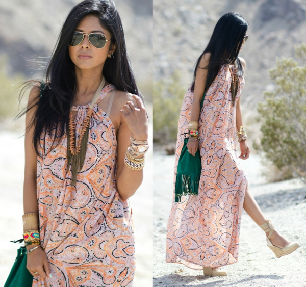 style-boheme-chic-robe-longue-hippie
