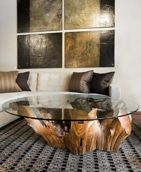 renover une table basse en verre. Black Bedroom Furniture Sets. Home Design Ideas