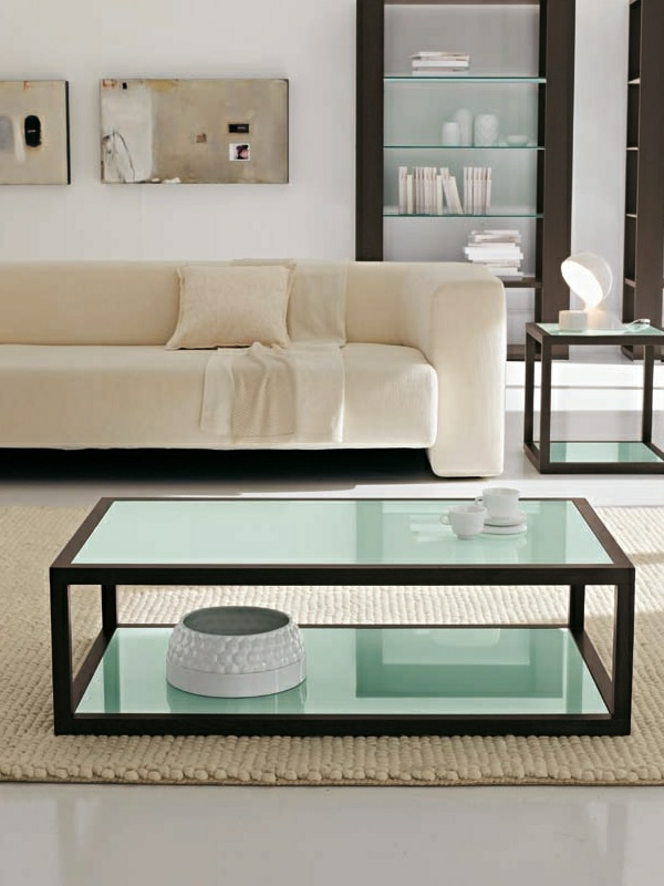 table basse amovible en verre. Black Bedroom Furniture Sets. Home Design Ideas