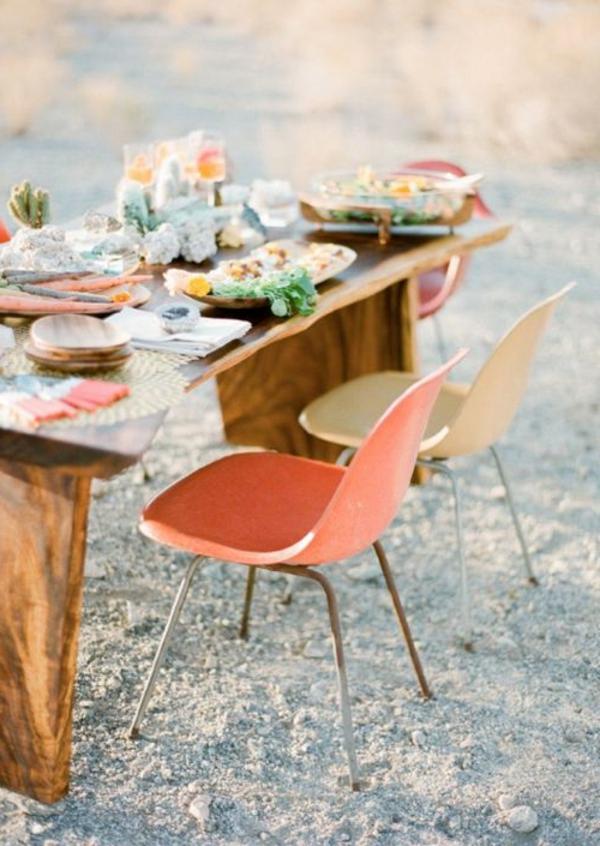 table-chaises-jardin-déco