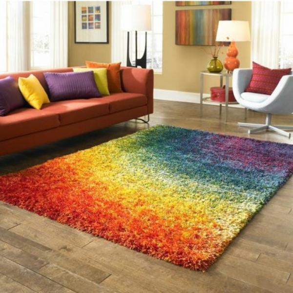 tapis-multicolore-joli-mélange-de-nuances