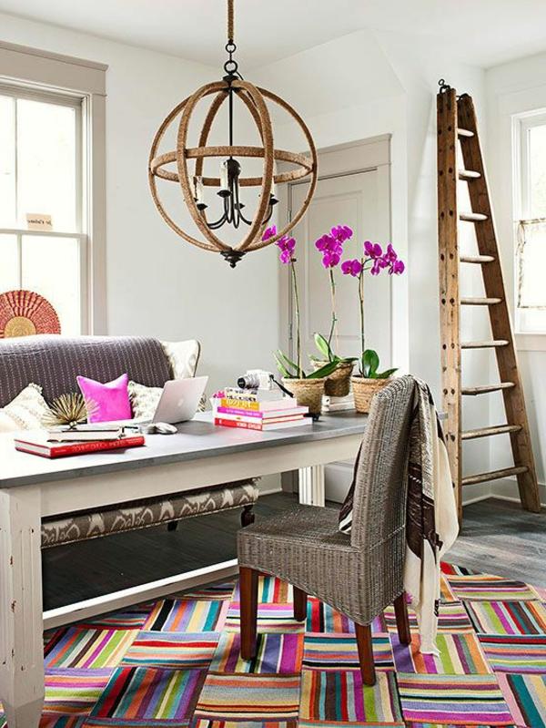 tapis-multicolore-jolies-espaces-et-déco-artistique