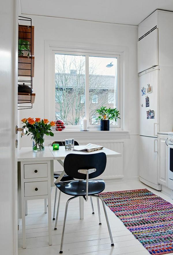 tapis-multicolore-pour-le-décor-scandinave