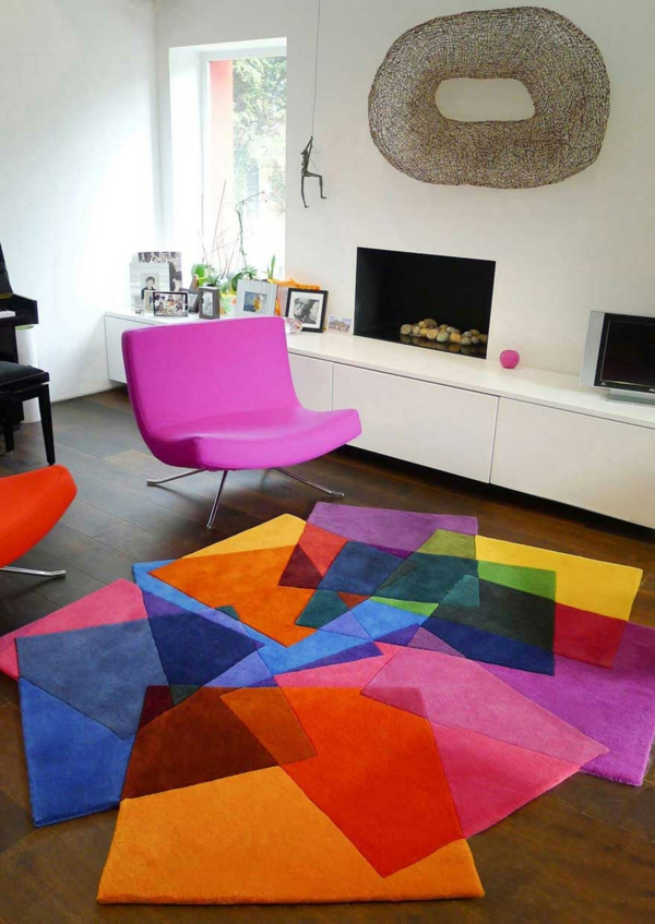 tapis-multicolore-style-patchwork-moderne