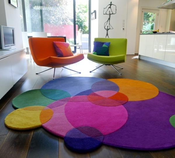 tapis-multicolore-tapis-asymétrique-joyeux