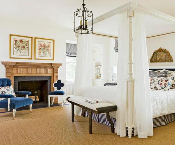tapis-sisal-chambre-à-coucher-coquette