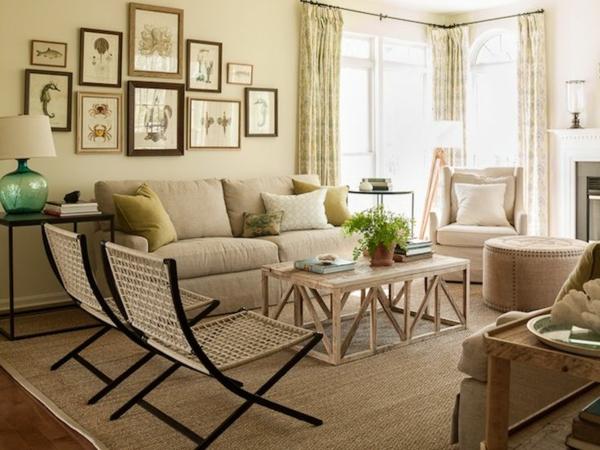 tapis-sisal-dans-une-petite-salle-de-séjour