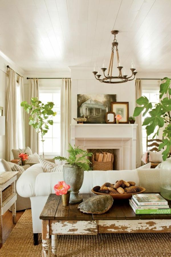 tapis-sisal-et-plafond-en-bois-blanc