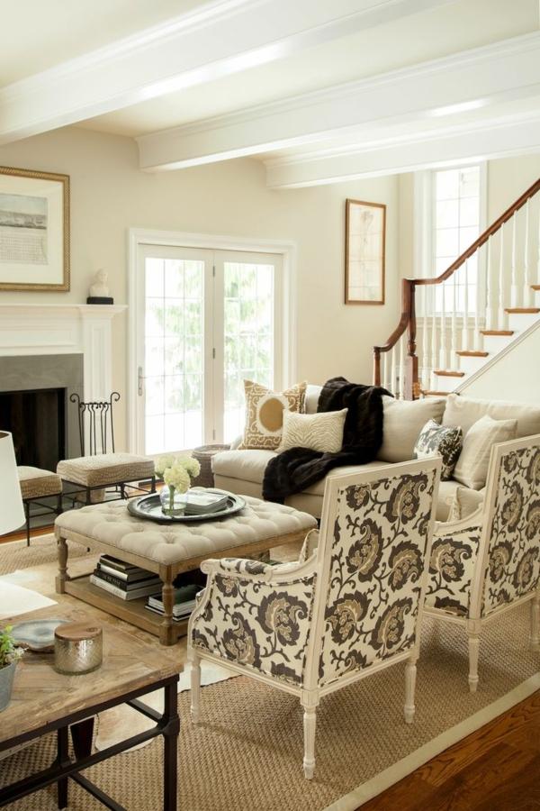 tapis-sisal-intérieur-vintage-rustique