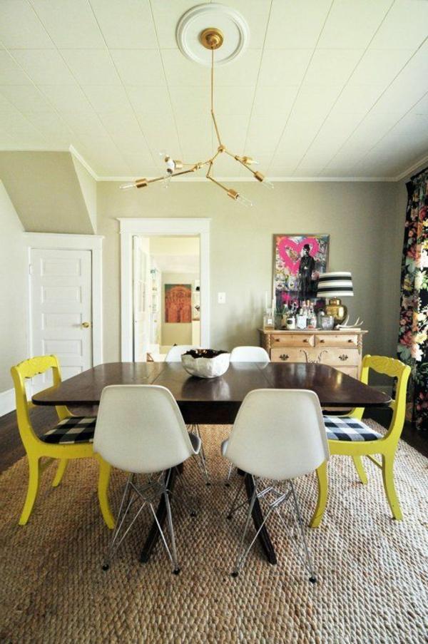 tapis-sisal-jolie-salle-de-déjeuner
