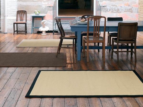 tapis-sisal-les-tapis-en-sisal-comme-décoration