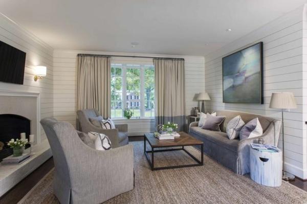 tapis-sisal-salle-de-séjour-lumineuse-et-sofas-gris