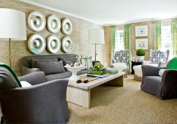 tapis-sisal-salle-de-séjour-originale