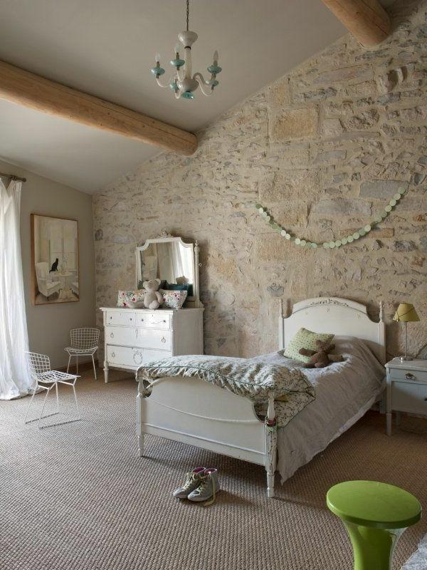 tapis-sisal-une-chambre-loft-chambre-à-coucher-vintage