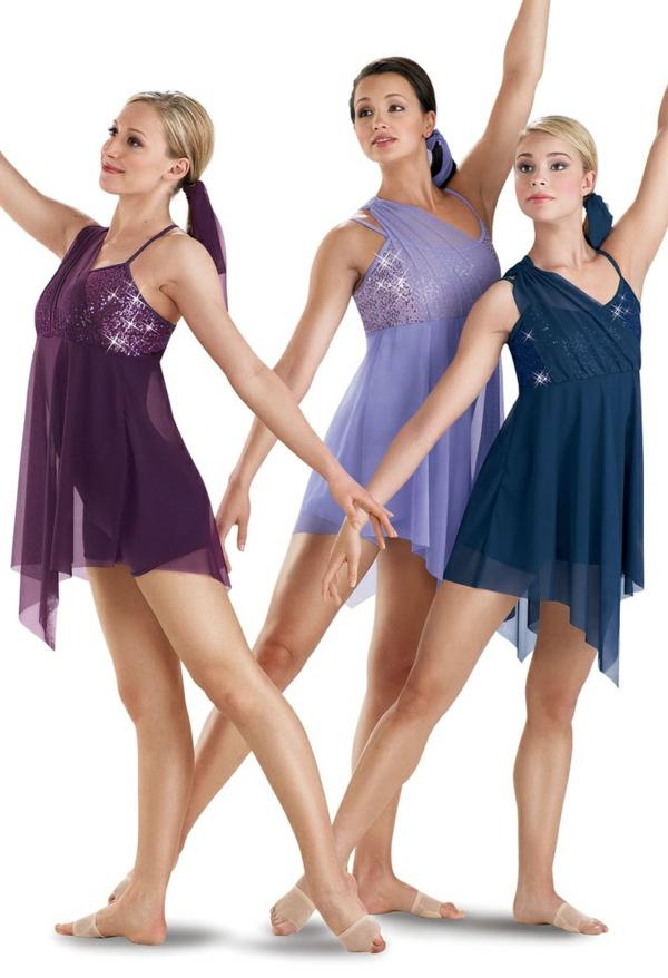 tenue-de-danse-moderne-trois-grâces