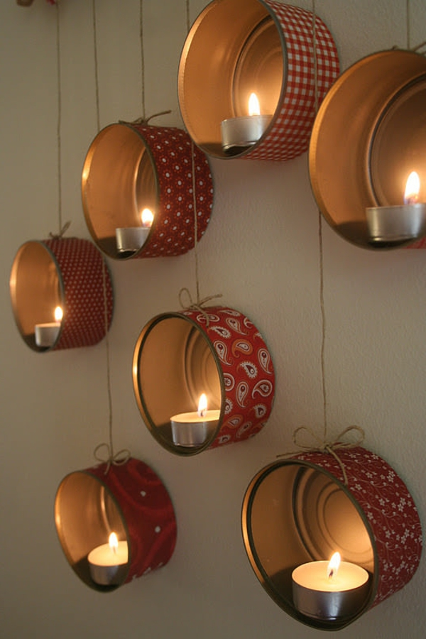 tin-lanterns-christmas-noel-décoration-bougie