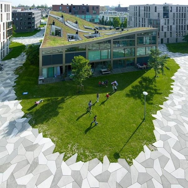 toit-végéteal-jardin-sur-un-bâtiment-extravagant
