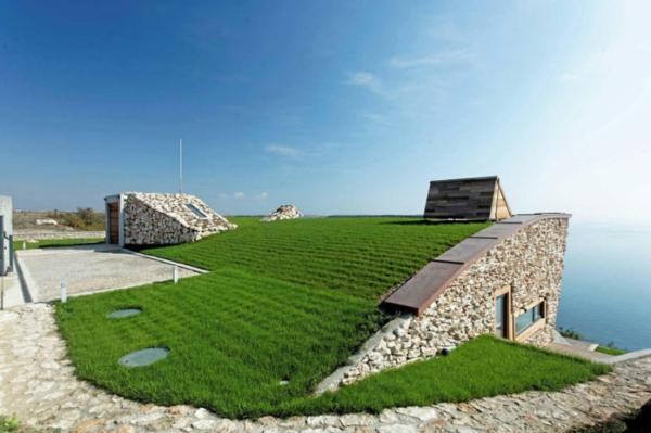 toit-végéteal-un-bâtiment-en-Bulgarie