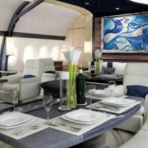 Le jet privé de luxe en 50 photos !