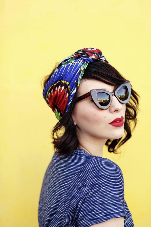 1-accessoire-cheveux-bandeau-cheveux-coloré-lunettes-de-soleil
