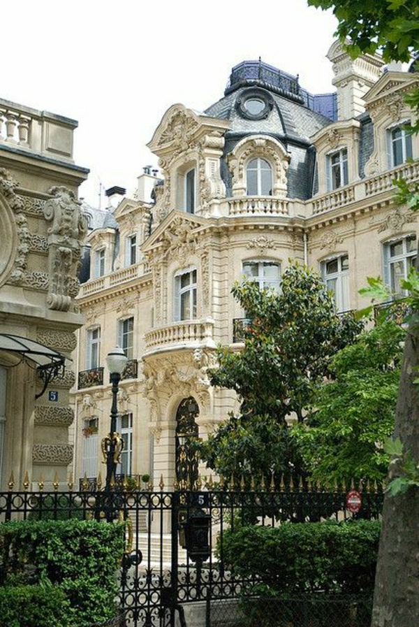 L architecture classique qui va vous inspirer en 41 photos for Paris architecture style