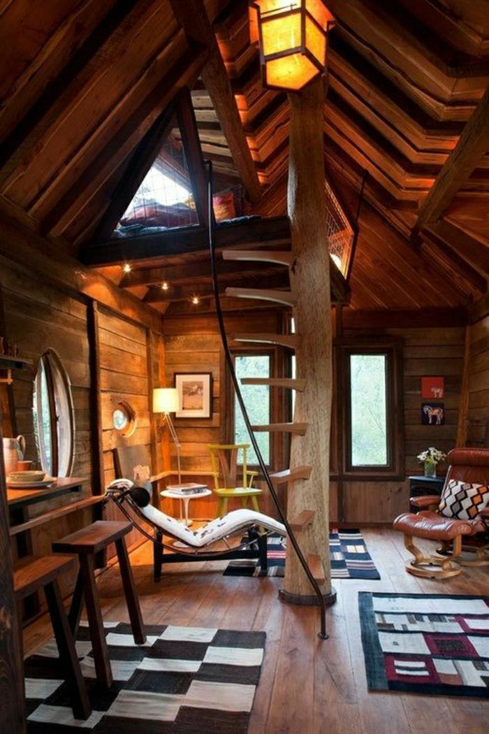 1-ateliers-lofts-montreuil-maison-loft-tapis-blanc-noir-parquet-déco-en-bois