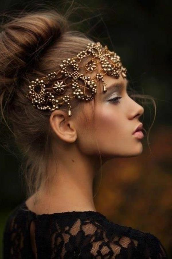 1-bijou-de-cheveux-accessoire-de-cheveux-blond-doré-fille-modèle