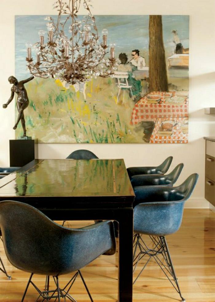 1-chaise-plastique-pour-la-salle-de-séjour-moderne-peinture-grande