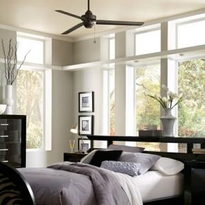 Le ventilateur de plafond, une touche élégante dans votre intérieur!