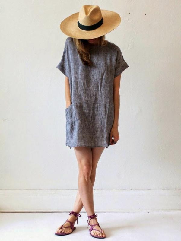 1-chapeau-de-paille-tenue-mi-longue-gris-sandales