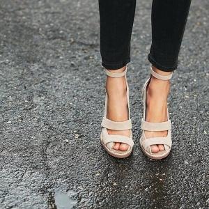 Les sandales compensées, un vrai hit de l'été 2015 !