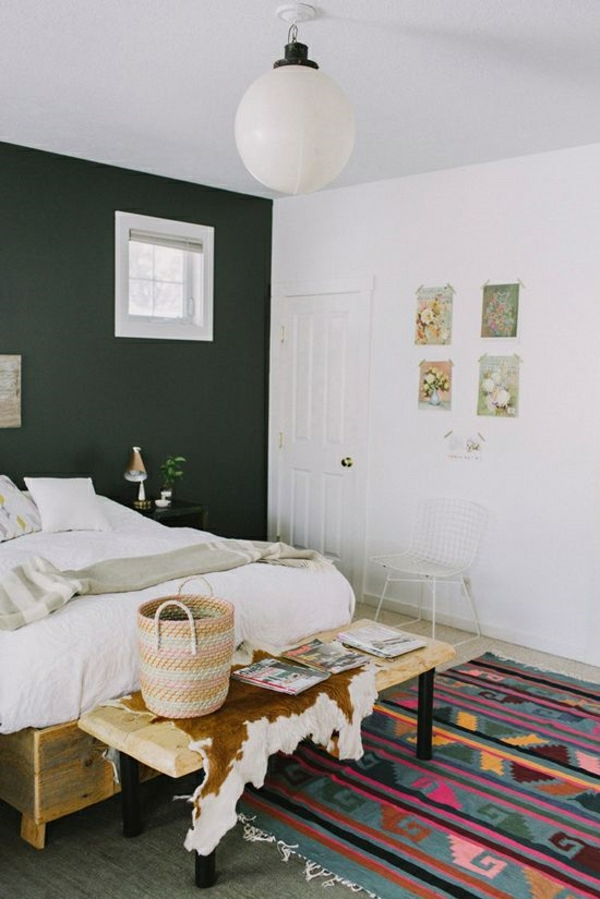 comment on peut cr er une chambre cocooning. Black Bedroom Furniture Sets. Home Design Ideas