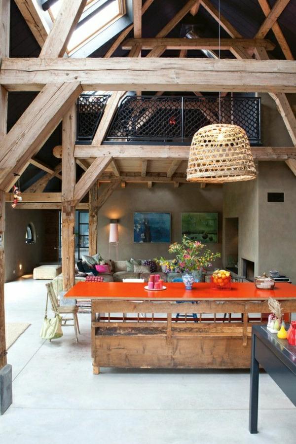 1-idée-créative-décorer-son-salon-en-bois