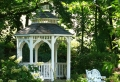 Quel kiosque de jardin pour la cour de vos rêves?