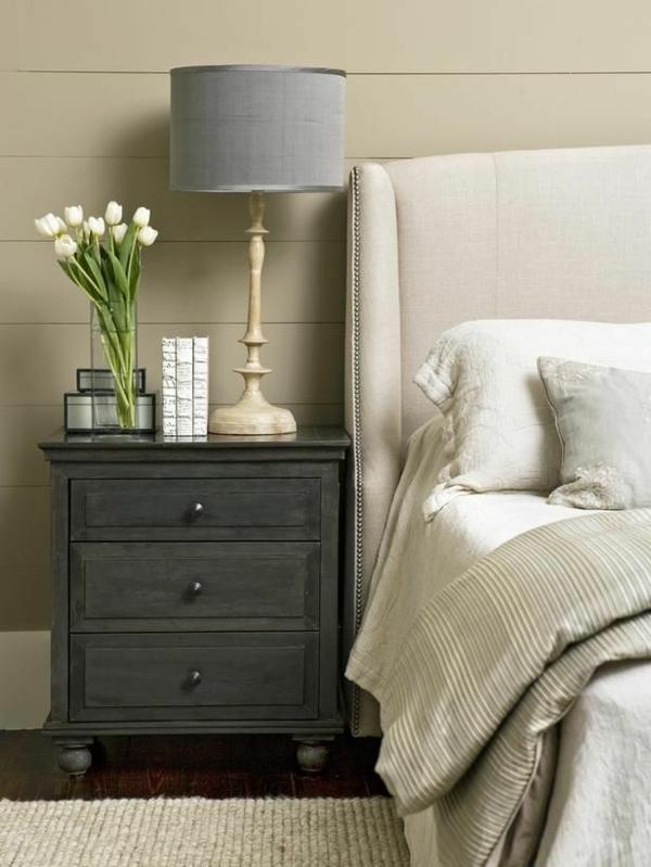 1-lampe-de-chevet-chambre-à-coucher-lampe-gris-table-de-nuit