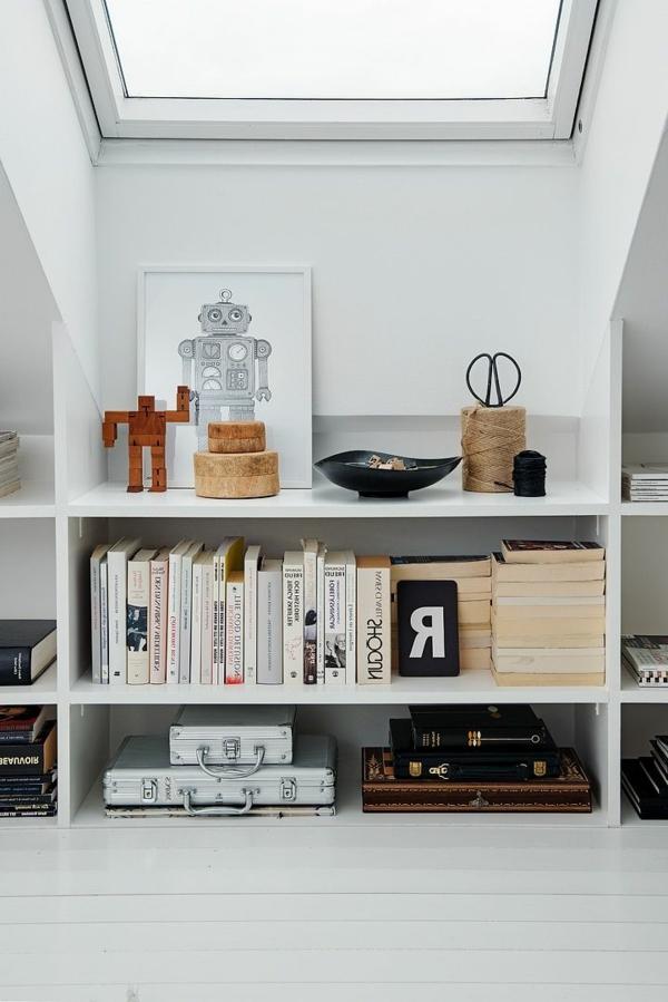 le placard sous pente trouvez une inspiration. Black Bedroom Furniture Sets. Home Design Ideas