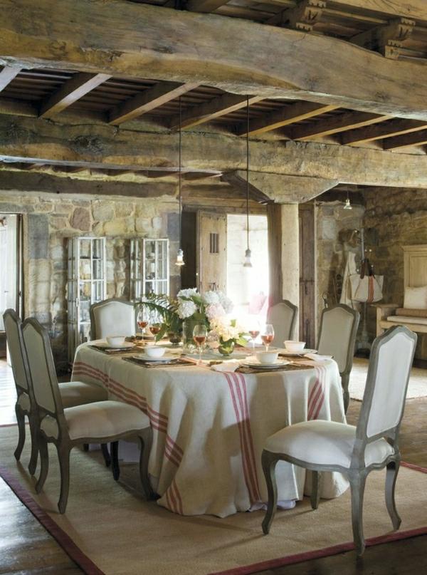 1-nappe-de-table-élégante-blanc-rose-chambre-commode-salle-de-séjour