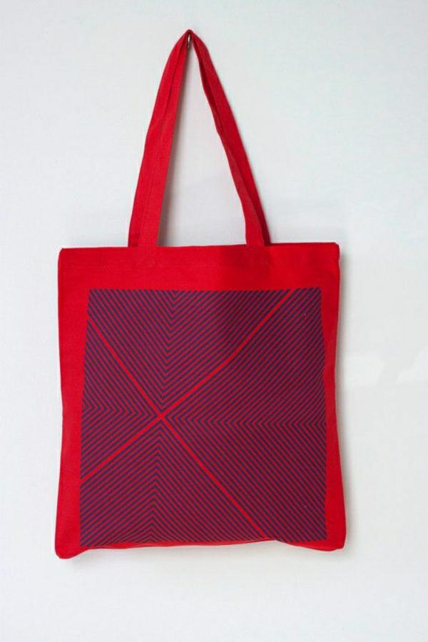 1-sac-de-plage-à-main-en-tissu-rouge-mode-femme