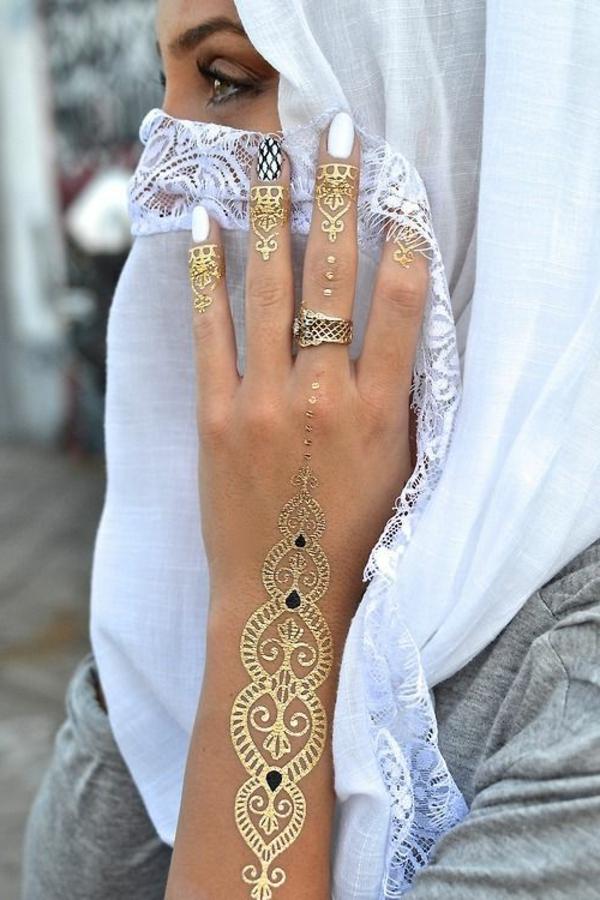 5-henné-tatou-gold-or-marocaine-accessoires