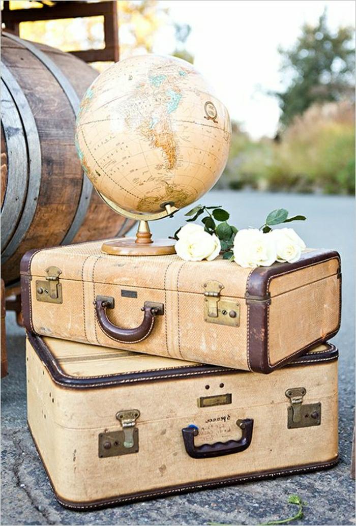 Déco-mignon-vintage-valise-roses-globe