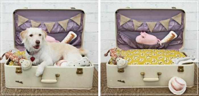 Decoration-chambre-meuble-vintage-chien-coussins