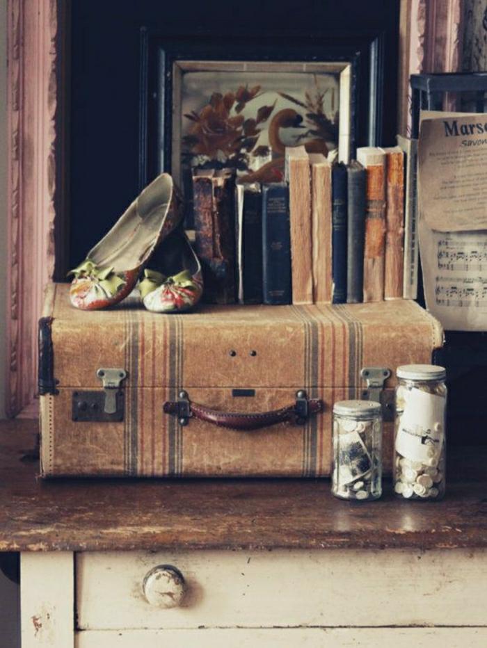 Decoration-chambre-meuble-vintage