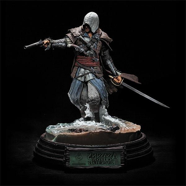 Fete-cadeau-geek-idee-originale-assassins-creed-statue